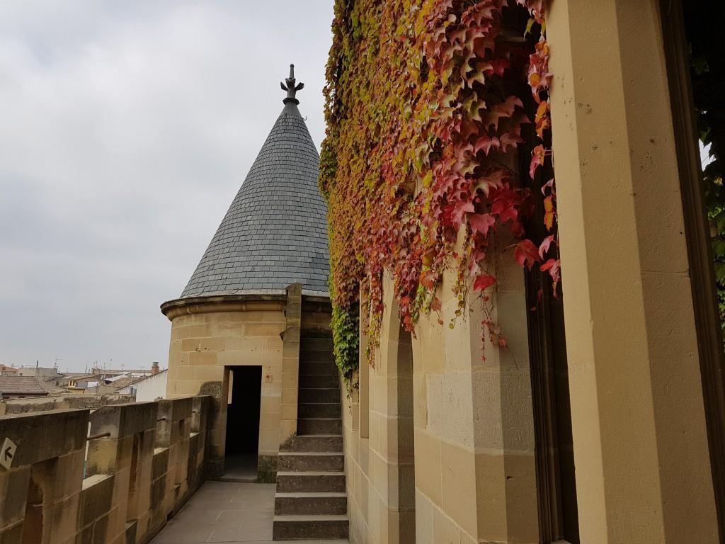 Galerias de la reina del Castillo de Olite