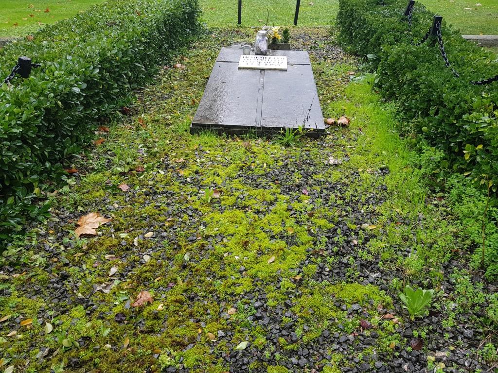 Monte Oiz cementerio de Bilbao