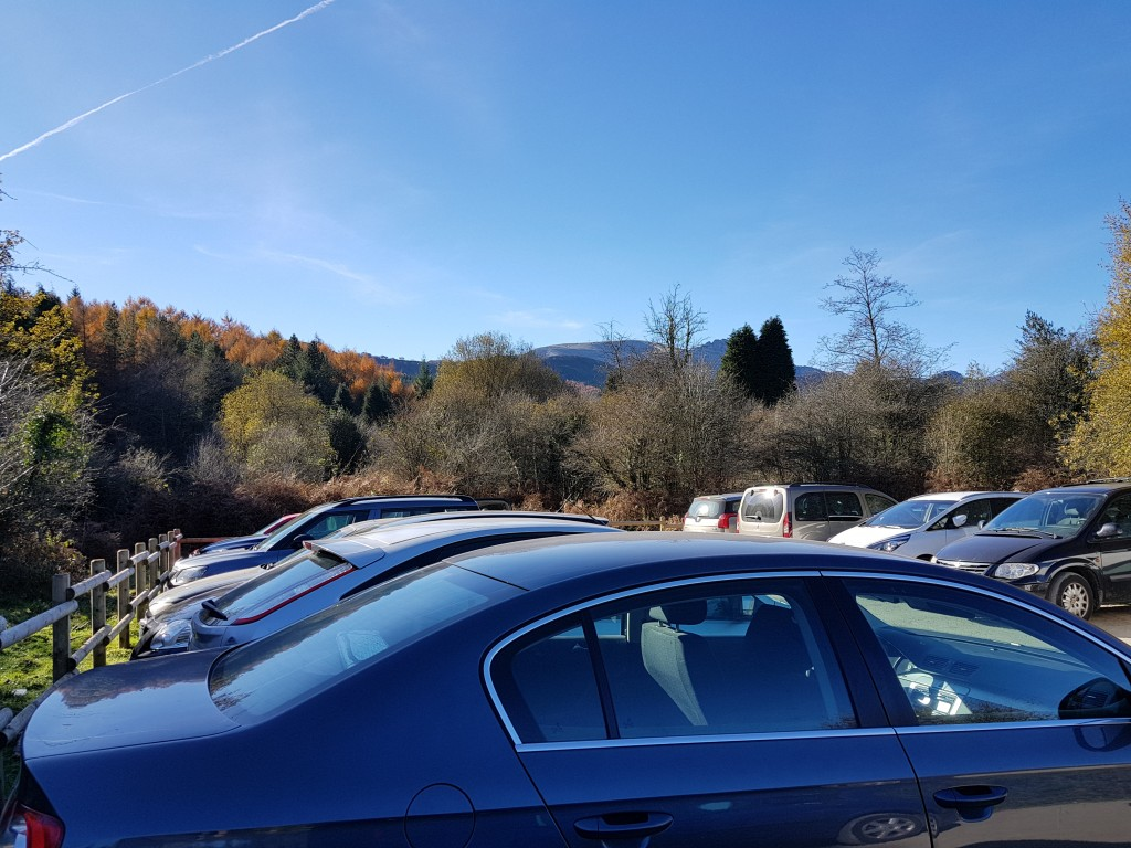 Parking de Otzarreta