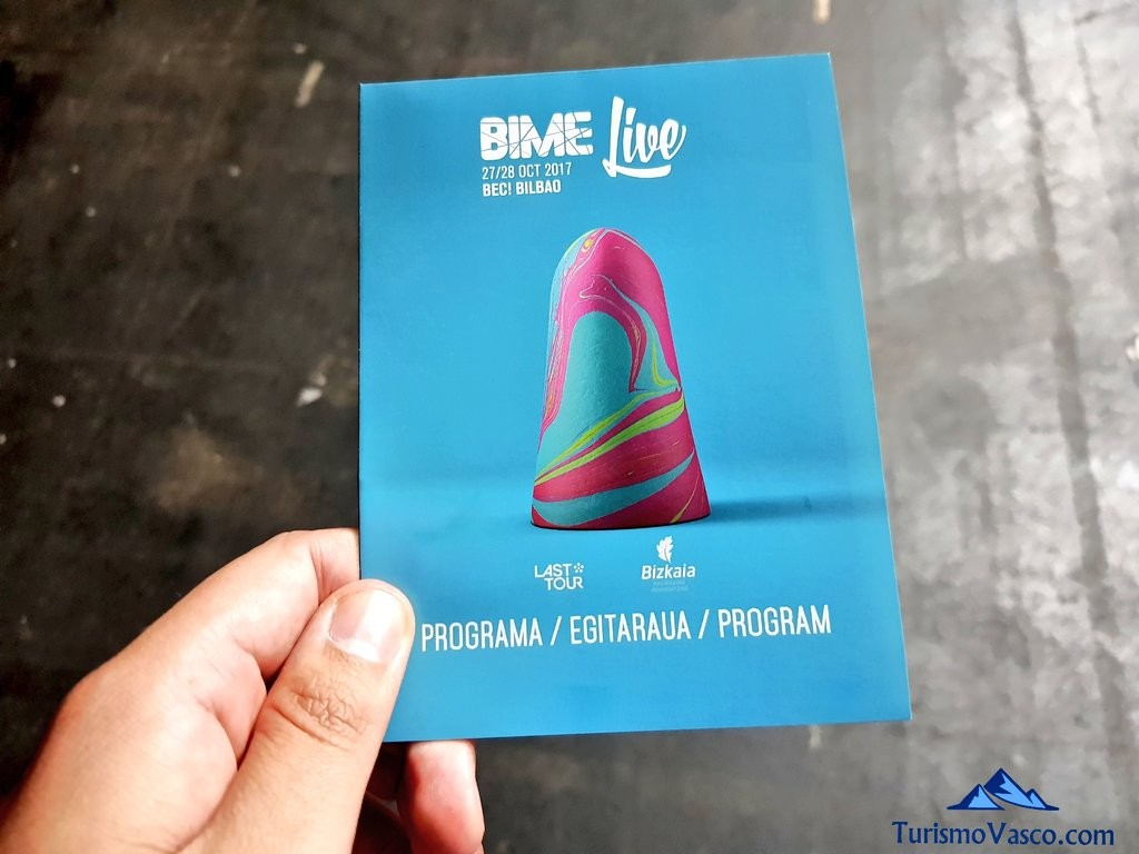 Programa del BIME