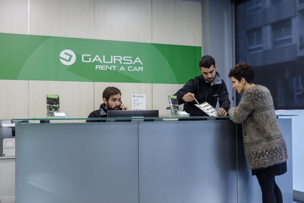 Atención Gaursa Rent a Car, alquiler coches en euskadi