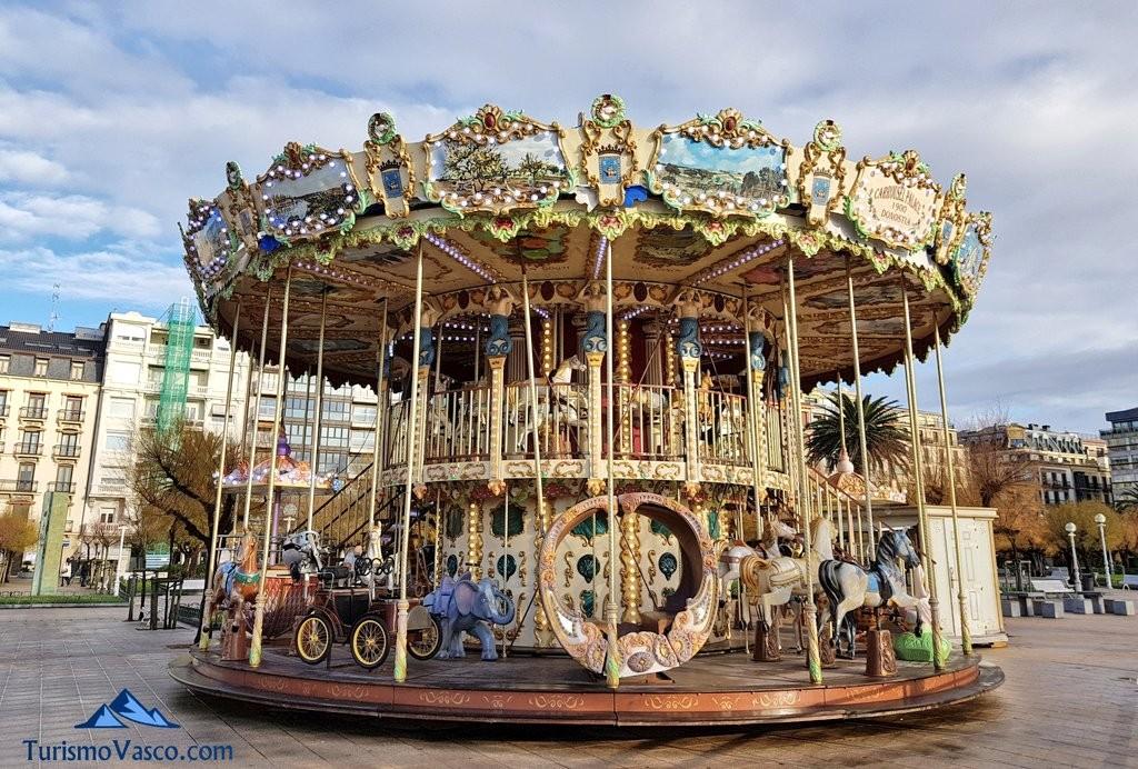 Carrousel Donostia