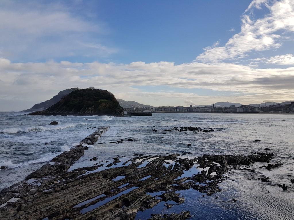 Isla Santa Clara Donostia