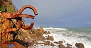 Peine del viento Donostia San Sebastián