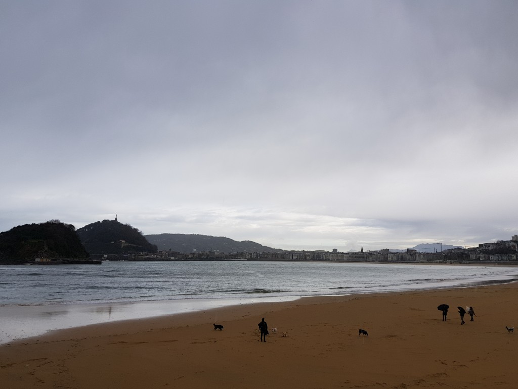 Playa de Ondarreta, Donostia