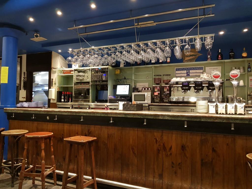 Barra restaurante el siete