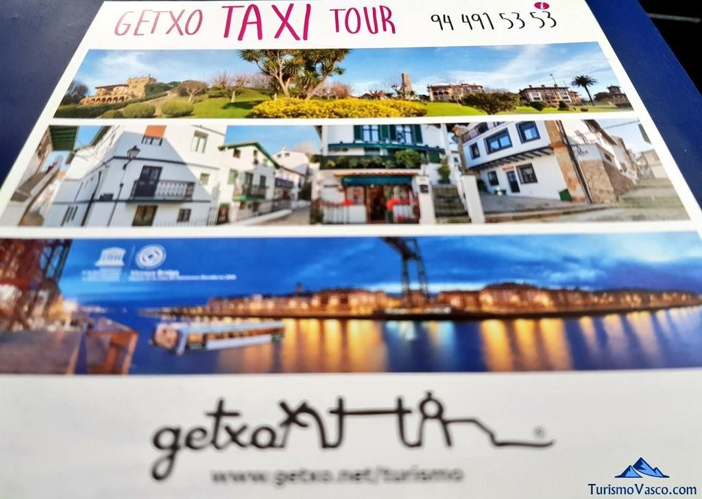 Cartel, Getxo Taxi Tour