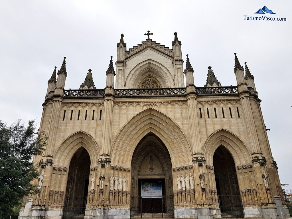 Catedral nueva Vitoria Gasteiz