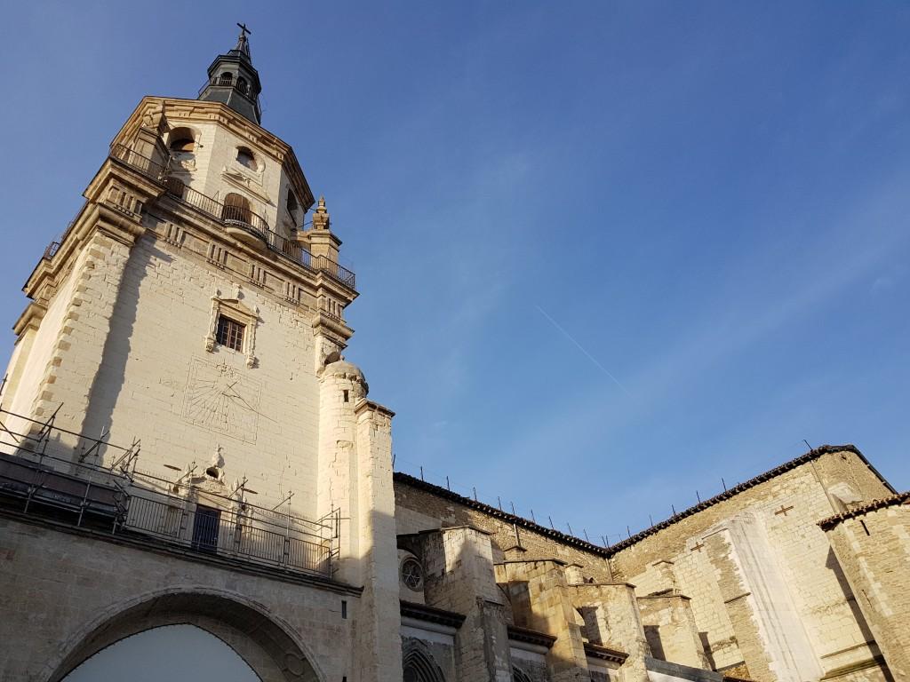 Catedral vieja de Vitoria Gasteiz