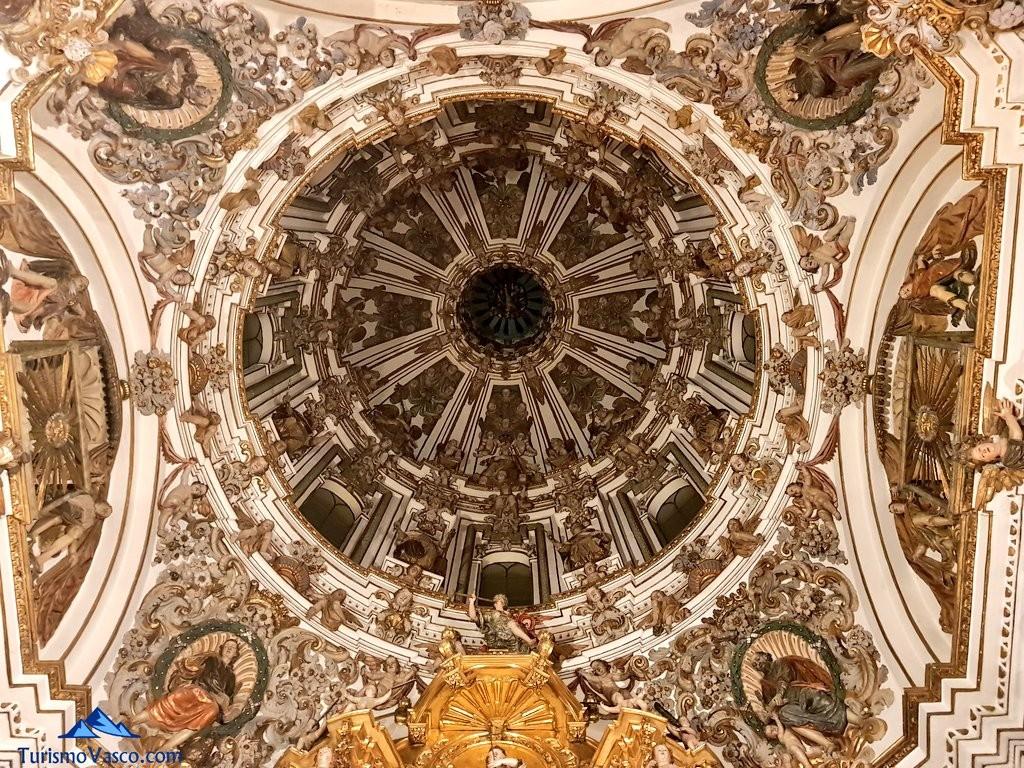 Cupula de la catedral de Tudela