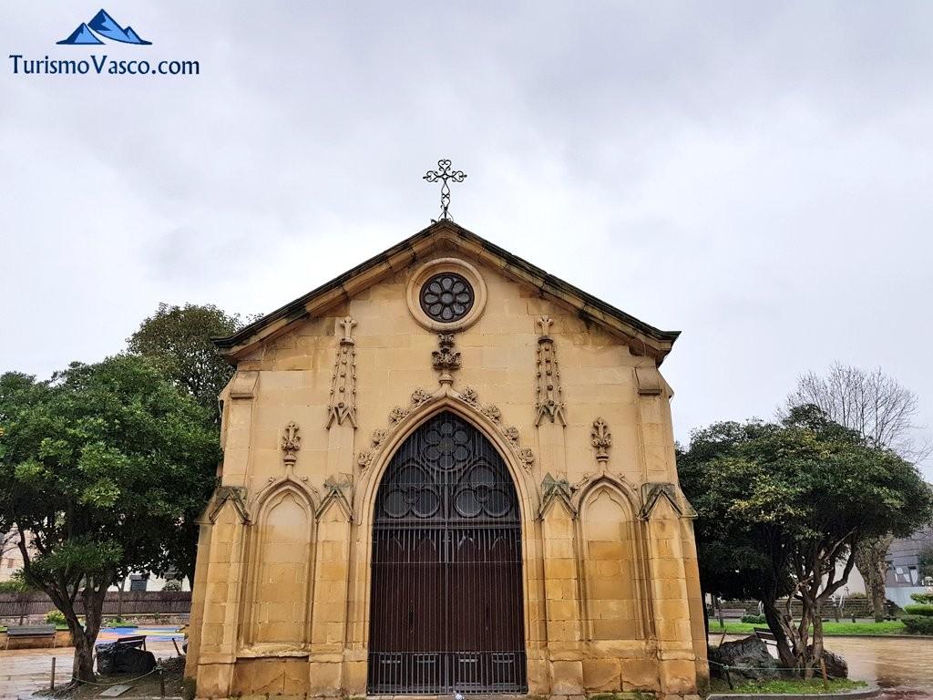 Ermita de Santa Ana, Getxo Taxi Tour