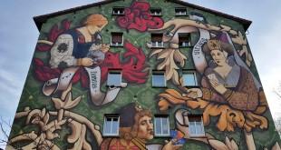 Ruta de los murales el triunfo de Vitoria, 3