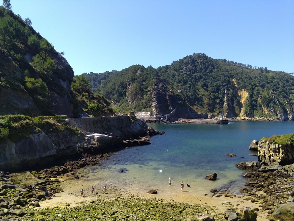 Playa de Pasaia