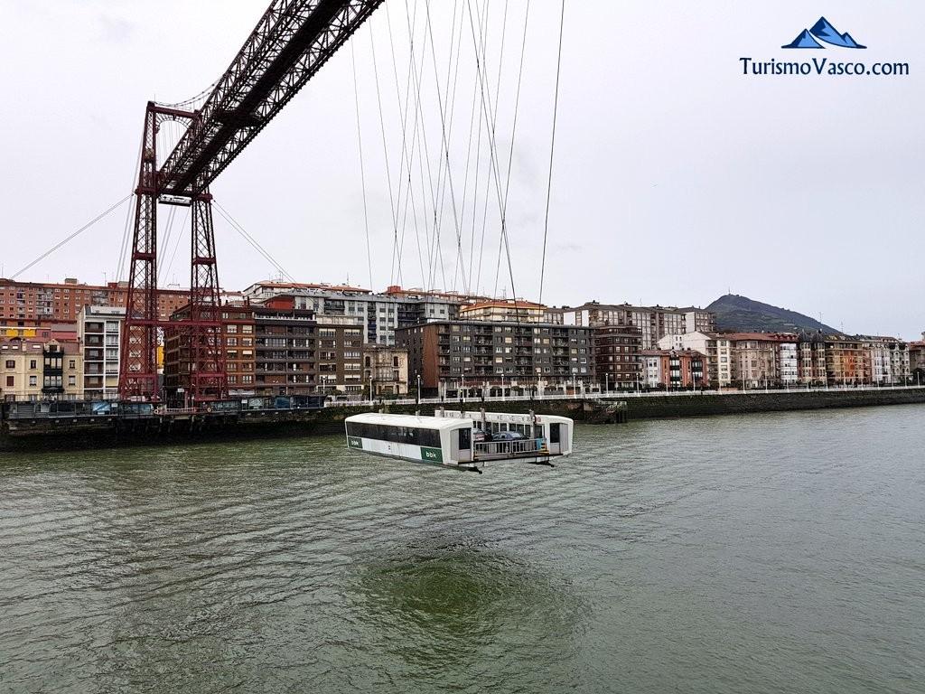 Puente Bizkaia, Getxo Taxi Tour