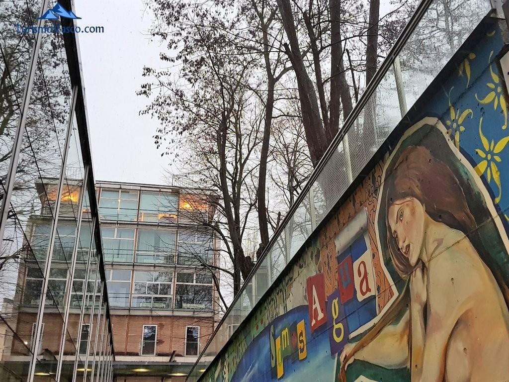 Ruta de los murales somos agua somos arte