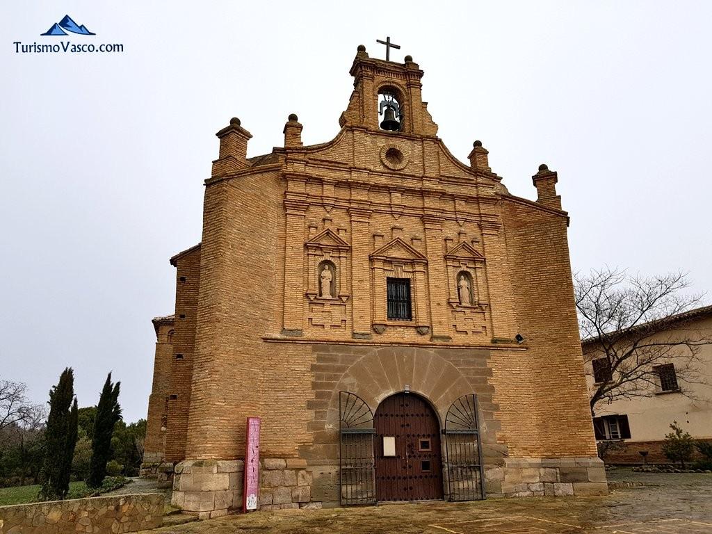 Virgen del Yugo, arguedas, Navarra
