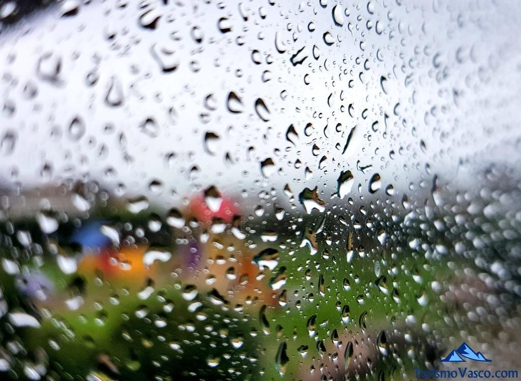 Agua, gotas, lluvia