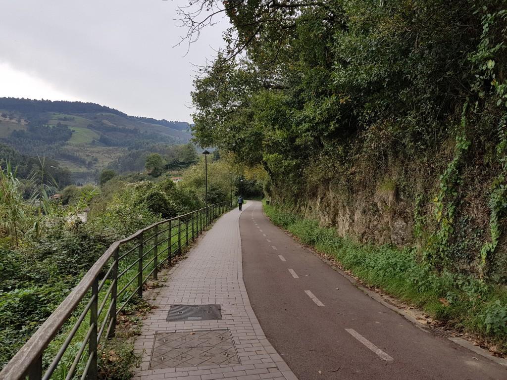Ruta Gorostiza - El Regato, Barakaldo