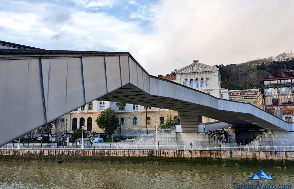 Universidad de deusto, puente pedro arrupe