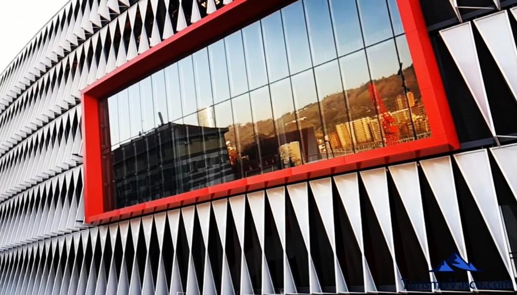 ventana San Mamés Bilbao