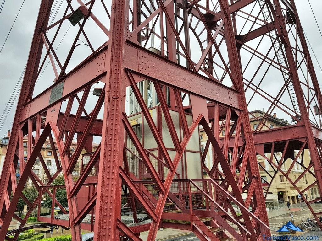 Ascensor del Puente Bizkaia