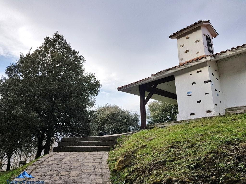 Ermita de San Roque en Artxanda
