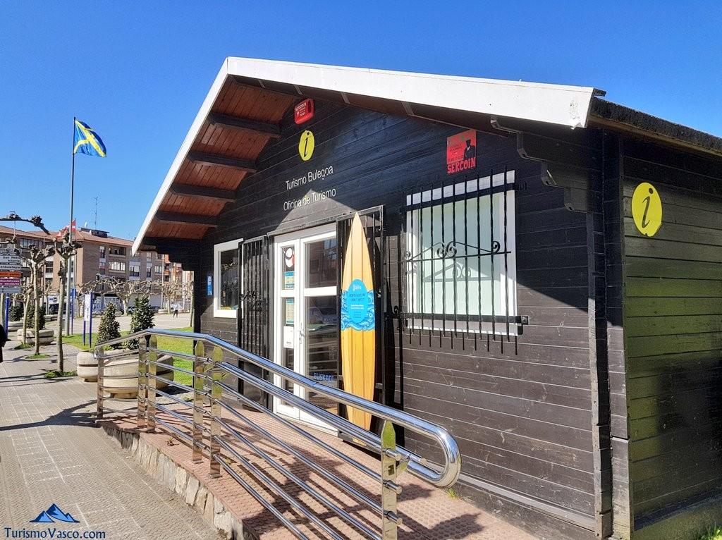 Oficina de turismo de Sopela