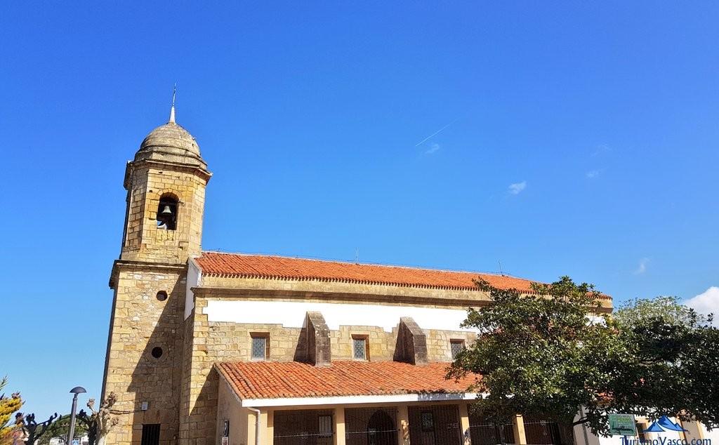Iglesia de Sopela