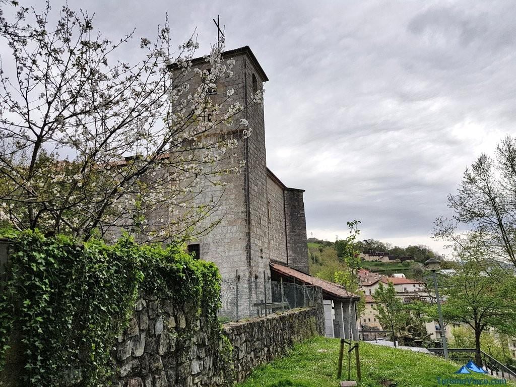 Iglesia de santa maria de Murgia