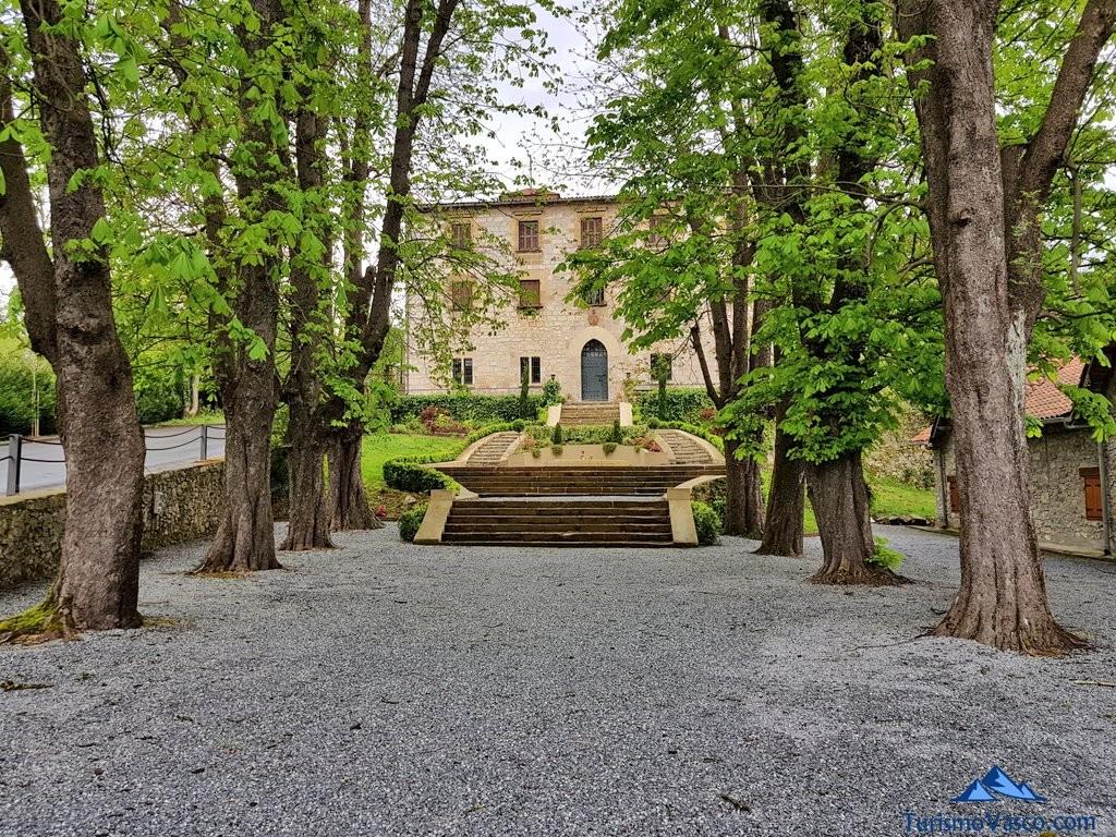 Palacio de Murgia en Astigarraga