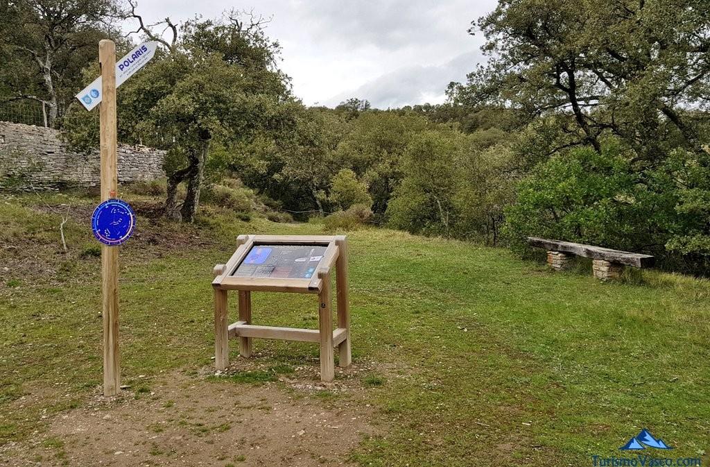Parque estelar del Jardín Botánico de Santa Catalina