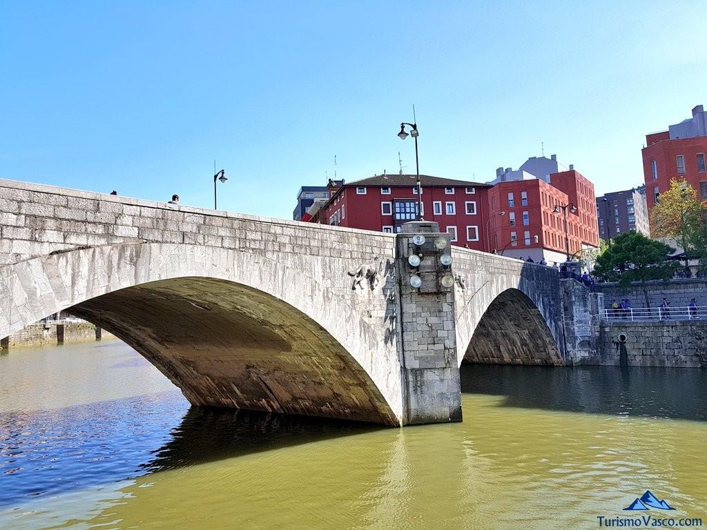 Puente de San Antón, Bilbao