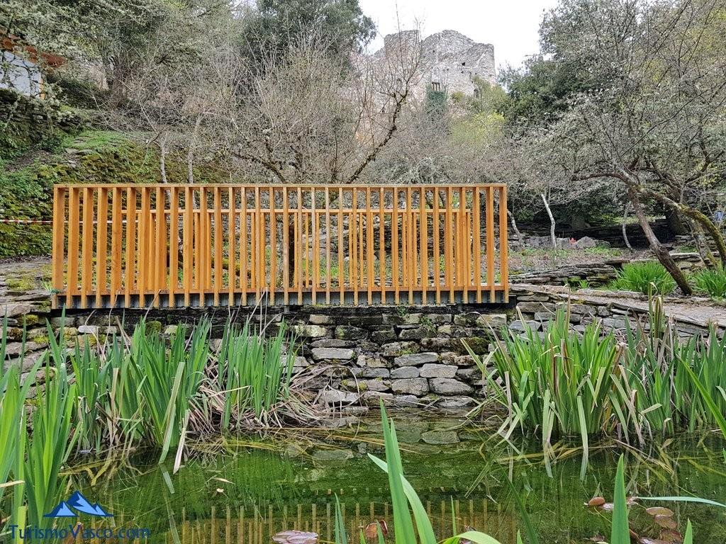 Puente del Jardín Botánico de Santa Catalina
