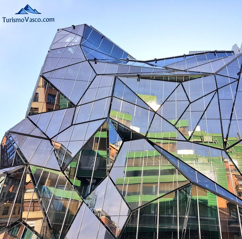 Sede de osakidetza Bilbao