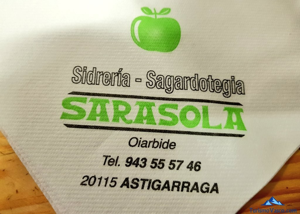 Sidreria sarasola