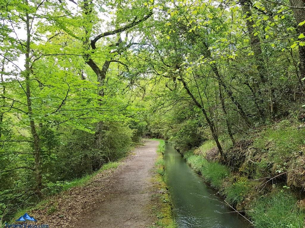 Canal de la ruta del agua