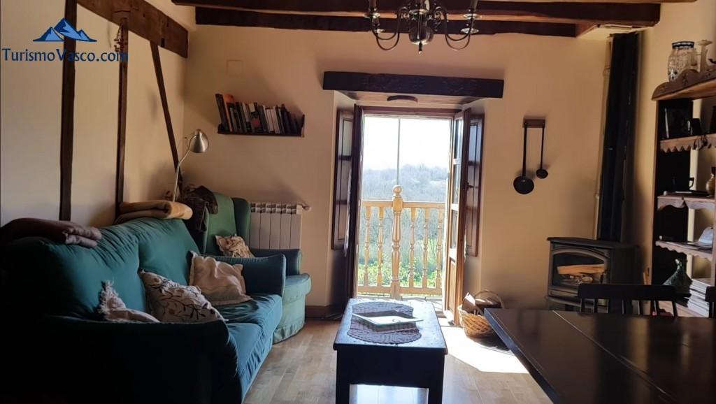 Casa rural Monaut I, txikia