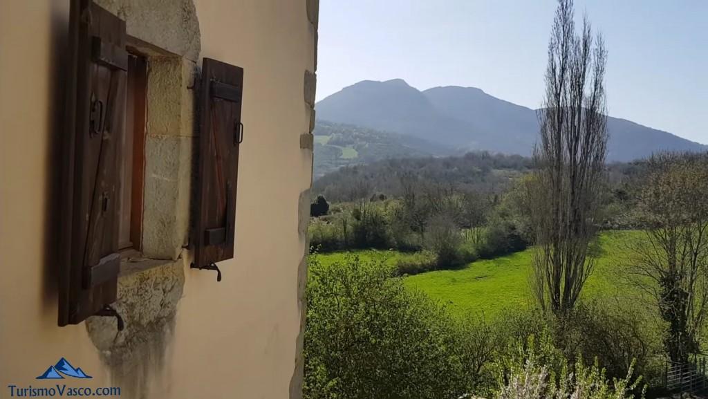 Casa rural Monaut II, handia