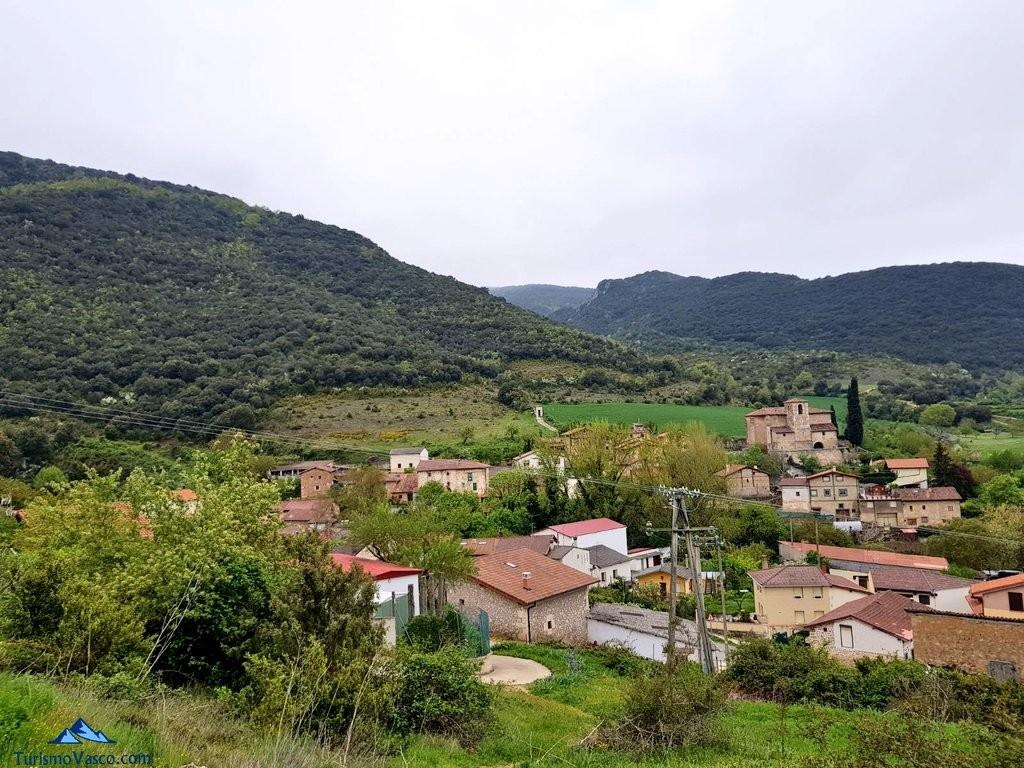 Berganzo, desde la ruta del agua