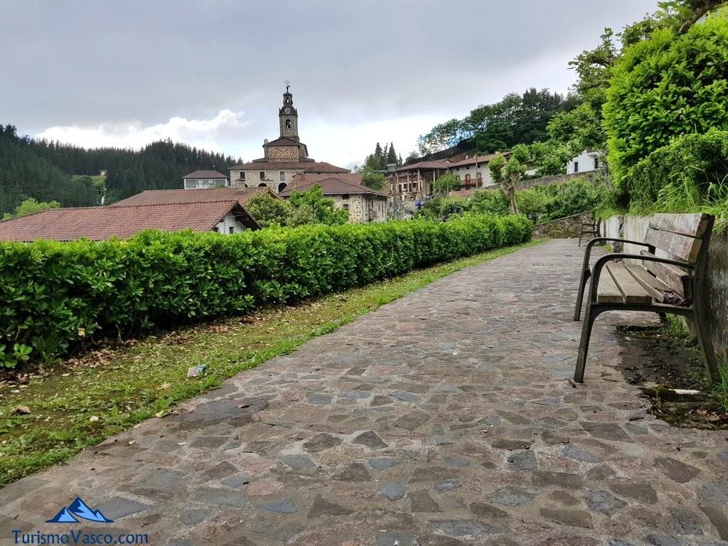 Los pueblos más bonitos de Euskadi, Dima