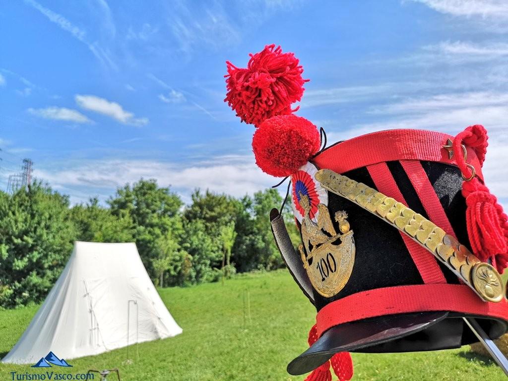 Sombrero ,Batalla de Vitoria