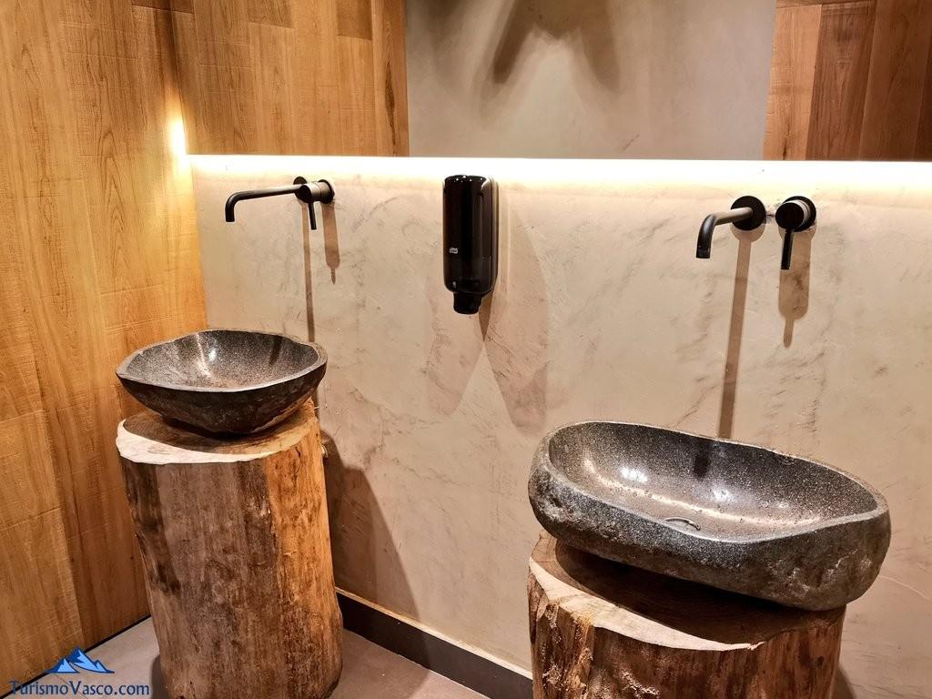 baño, Asador Ibaiondo