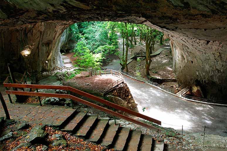 Cuevas Zugarramurdi