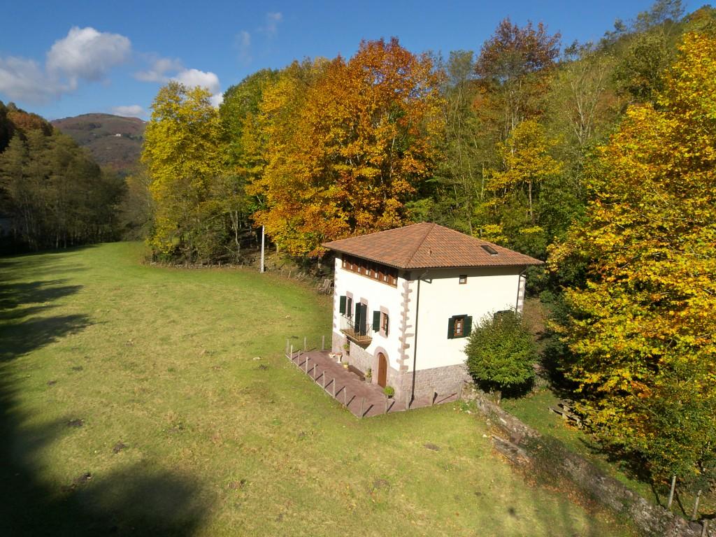 Fuente Hermosa, casa rural Valle de Baztan