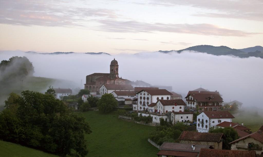 Pueblos del Valle de Baztan