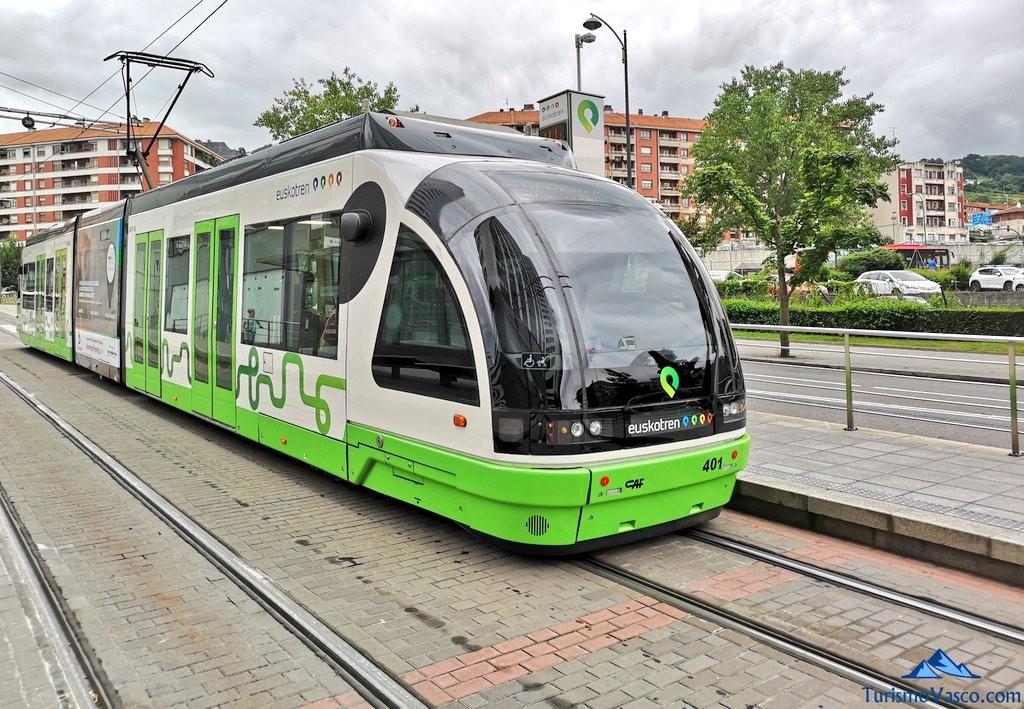 Tranvia de Bilbao