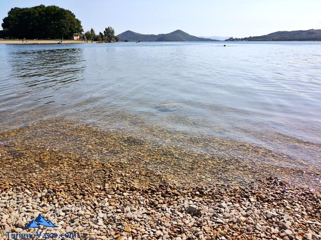 Ullibarri gamboa, la playa de vitoria gasteiz