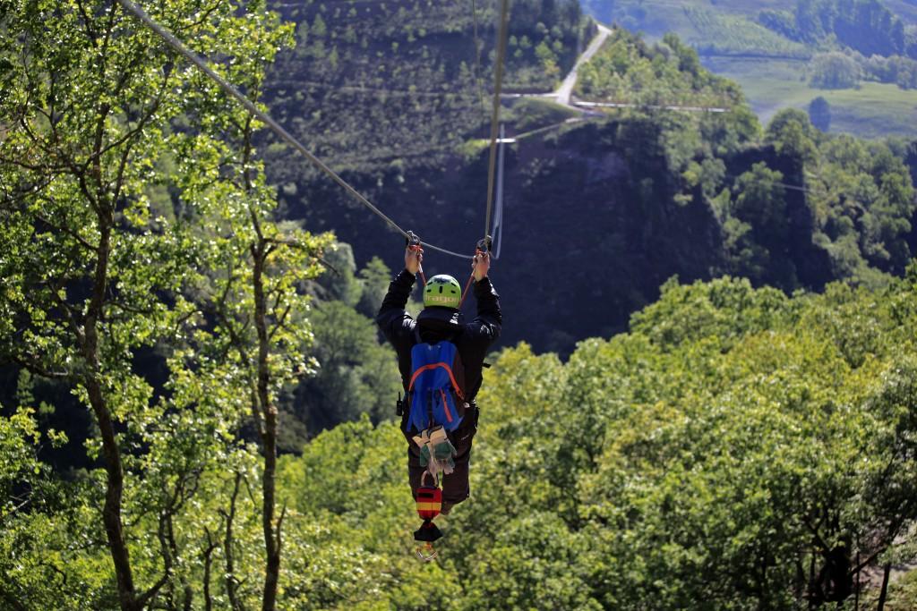 Valle de Baztan, Baztan Abentura Park 2