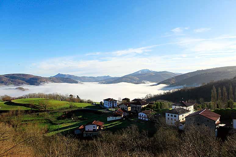 Valle de Baztan, Mirador de Baztan - Ziga