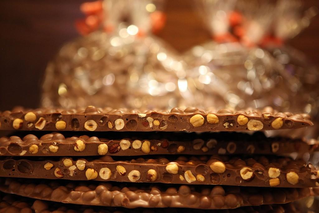 valle de baztan, Chocolate de Elizondo Urrakin egiña